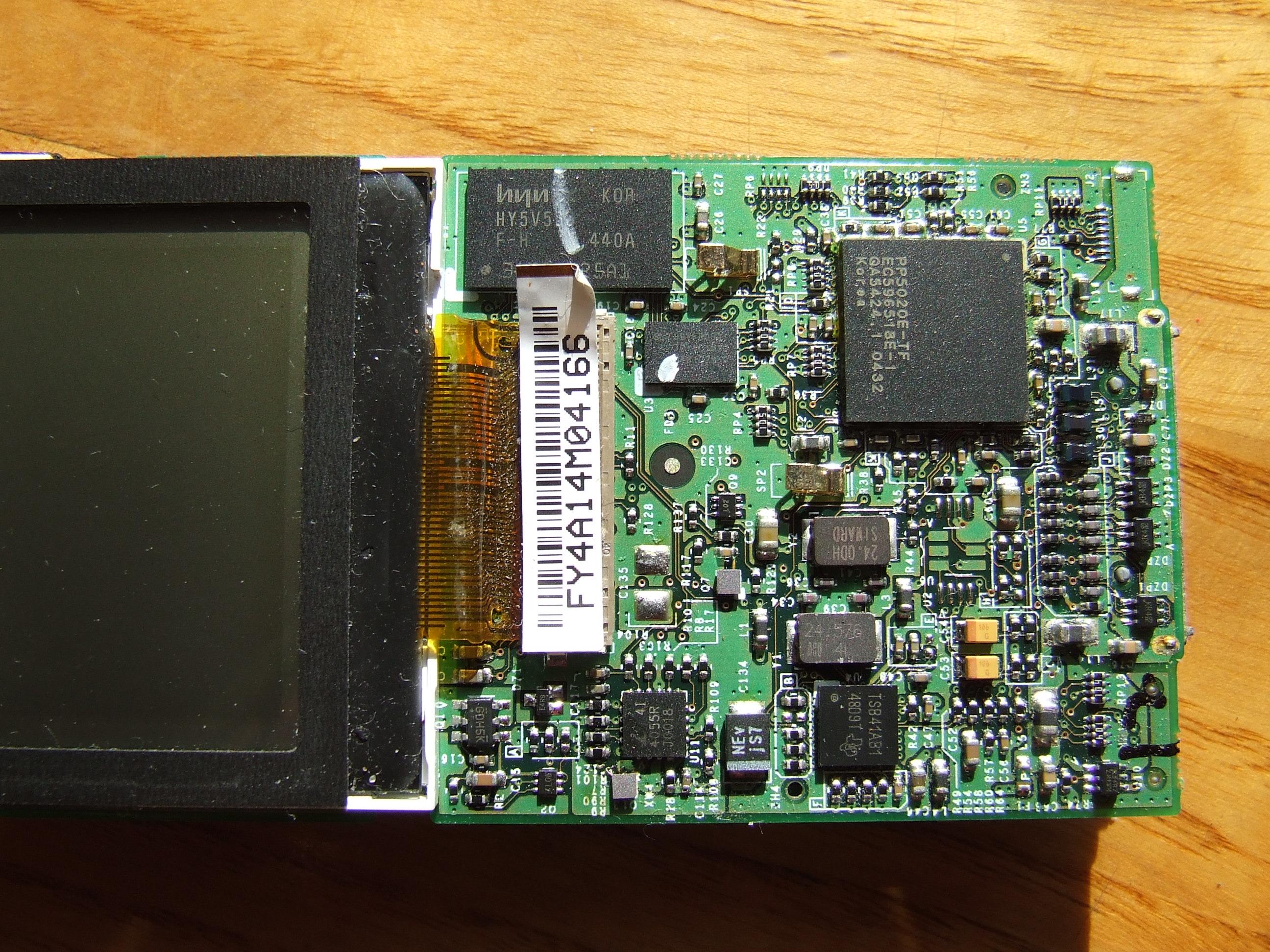 Apple iPod Nano 1G Rockbox Driver PC