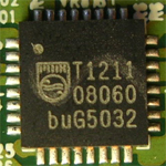 Philips TEA1211 DC/DC Converter