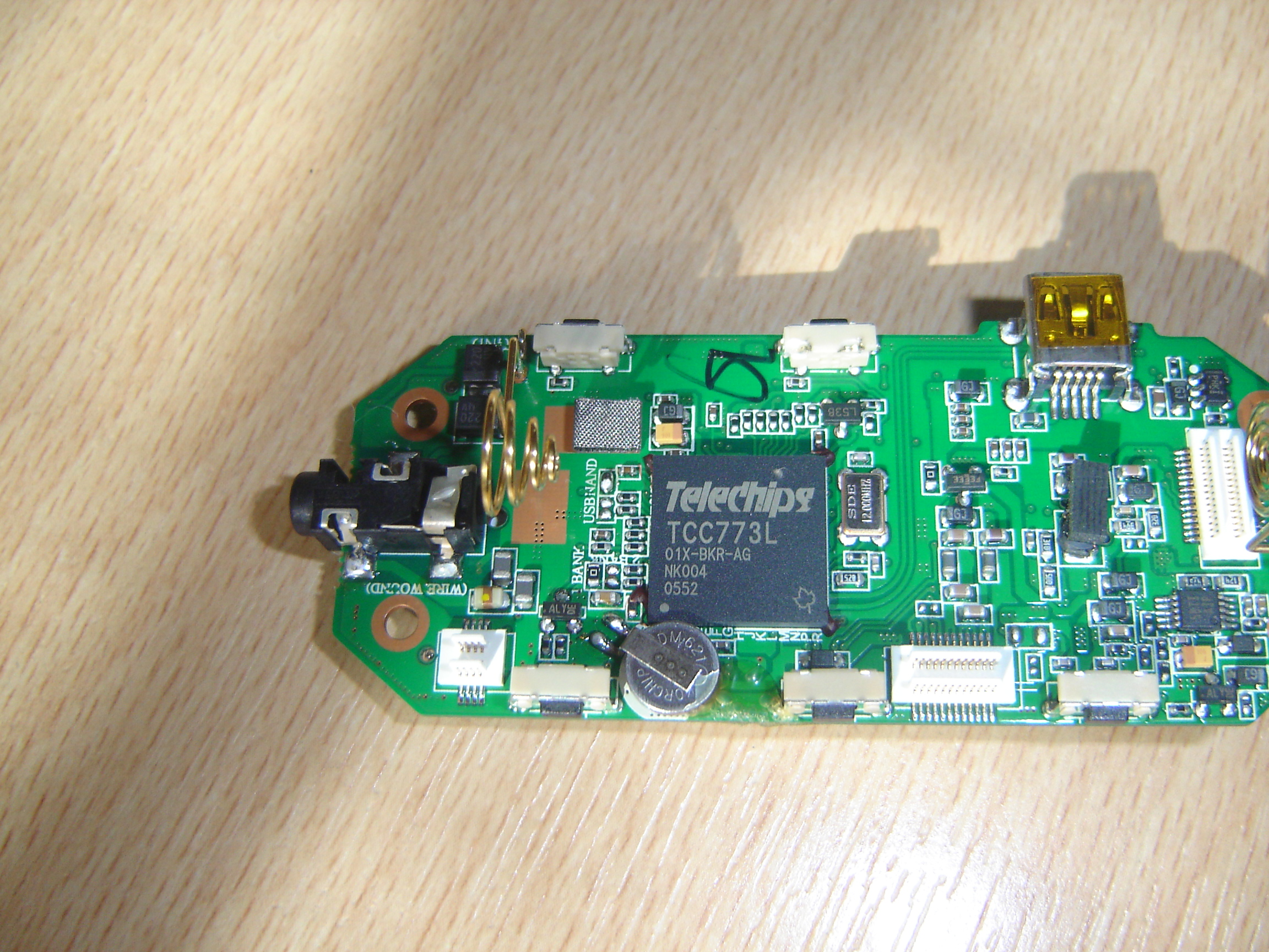 Logikdaxport Main Wiki Player Circuit Board Pcb With Fm Radio View Mp3 Some Photos