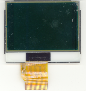 mr100 lcd front