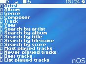 nOS Blue File Browser